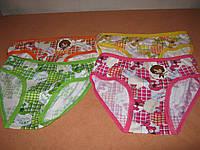 Трусики детские 4 цвета на 3-5 лет унисекс