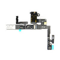 Шлейф для Lenovo S960 Vibe X, с кнопкой включения, с разъемом наушников