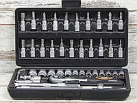Набор инструментов Miol 58-160 (46 предметов)
