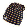 Комплект шапка и снуд для мальчика трикотажный  TuTu 3-003629(52-56)