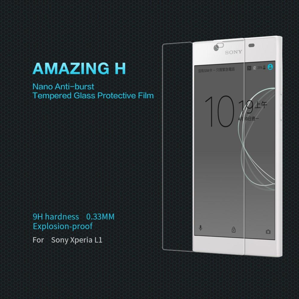 Защитное стекло Nillkin H для Sony Xperia L1