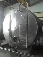 Танкосилос для хранения молока 20 000лит