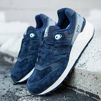 New Balance WL999GMT Meteorite Blue. Стильные кроссовки. Интернет магазин кроссовок. Синие кроссовки.