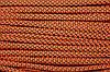 Шнур 6мм с наполнителем (100м) оранжевый+черный