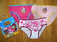 Трусики для девочек оптом , Disney, 2/3-6/8 рр, фото 1
