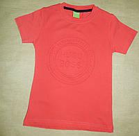 Модная  футболка для мальчика HUGO BOSS 8 лет