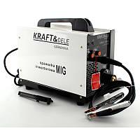 Сварочный аппарат инверторный Kraft & Dele MIG/MAG 200А KD823