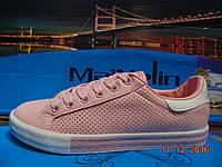 Кеды розовые, размеры:36-41 .купить кеды в розницу 7 км одесса турция со склада женская обувь