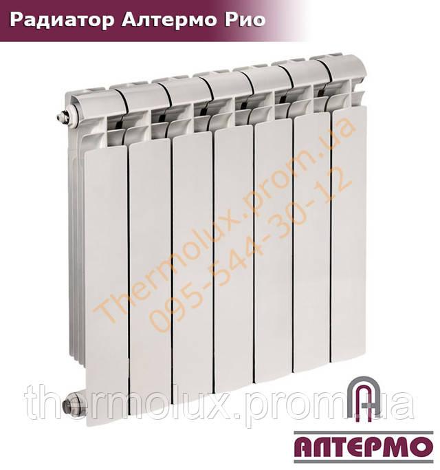 Внешний вид радиатора Алтермо РИО