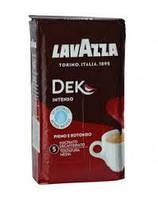Кофе молотый Lavazza Dec Gusto Intenso, 250г