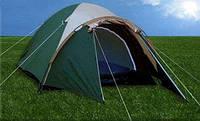 Палатка Acco 3, клеенные швы,тамбур