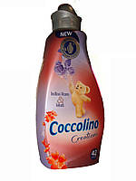 Ополаскиватель для белья Индийская роза и Мускус,Coccolino Creations Indian Rose & Musk 750 мл.Италия.