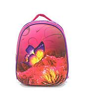 Ранец школьный №1002 Бабочка