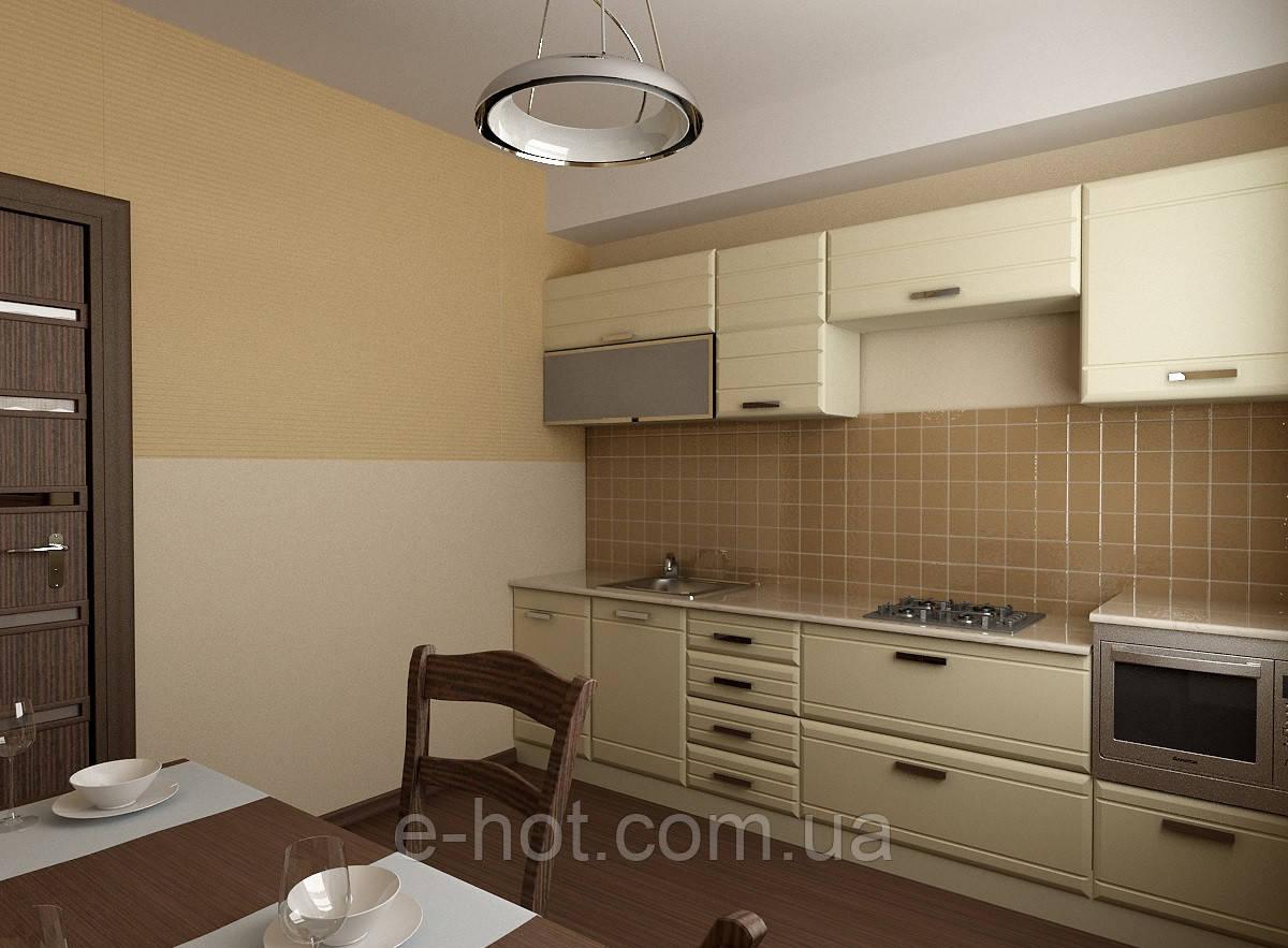 Дизайн-проект кухни, Кухня 2