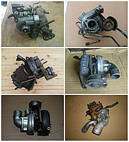 Турбина  Nissan Note 1.5 dCi 86 hp MT 2009 - 2014