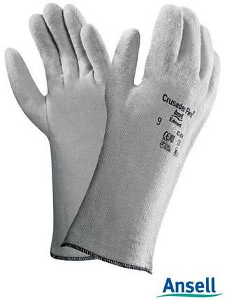 Защитные перчатки термостойкие, с покрытием RACRUSAD42-474 S, фото 2