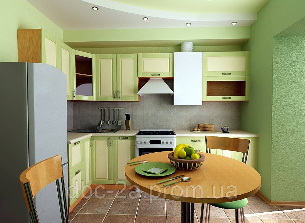 Дизайн проект кухни, Кухня 6