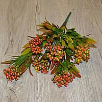 Букет для декора с ягодами