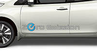 Наклейка Zero Emission  для Nissan Leaf 2011-2017, фото 1