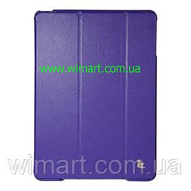 Чехол-книжка Jisoncase Executive для iPad Air 2/ Air/ iPad 9.7 NEW 2017 (JS-ID6-04H50) кожа, фиолетовый.