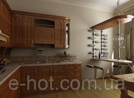 Дизайн проект кухни, Кухня 13