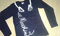 Тонкая модная  кофта  с длинным рукавом для мальчика 4-14 лет