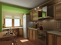 Дизайн-проект кухни, Кухня 20