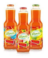 Сок с мякотью Vitanella  ассортимент 985 ml.
