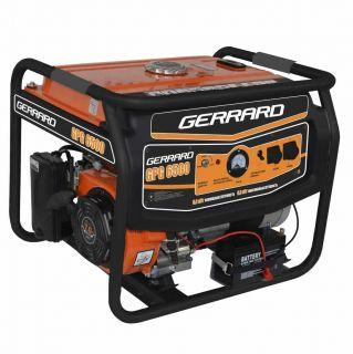 Генераторы бензиновые GERRARD