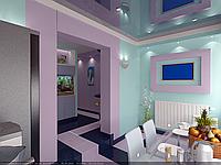Дизайн-проект кухни, Кухня 25