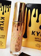 Тональный крем Kylie Matte Liquid Foundation35 мл (Кайли мат ликвид фоундешион)