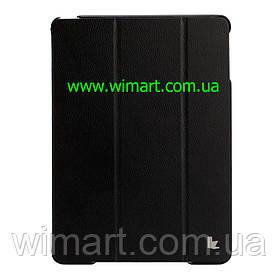 Чохол-книжка Jisoncase Executive для iPad Air 2/ Air/ iPad 9.7 NEW 2017 (JS-ID6-04H10) шкіра, чорний.