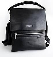 Стильная мужская сумка-планшет Langsa  Размер 29*23*7см КС55