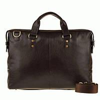 Портфель Blamont Bn025C кожаный Коричневый