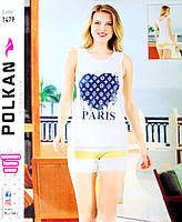 Домашняя одежда Polkan