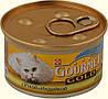 Консервы для котов Gourmet Gold (Гурмет Голд) утка с индейкой 85 гр