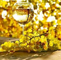 """Вино напівсолодке біле  """"Шато де Вин"""" ТМ """"Болград"""",  в упаковке bag-in-box,10л"""