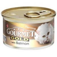Консервы для котов Gourmet Gold (Гурмет Голд) форель с овощами 85 гр