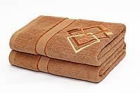 Полотенце для дома. Бежевый