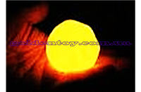 """Пластилин """"Handgam"""" прыгающий, свет., рвется от рывка, в шайбе (син.,зел., роз., желт.)(100шт)(HG01,02,03,004)"""