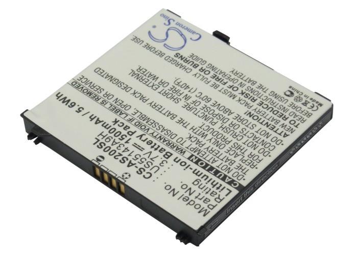 Аккумулятор Acer Liquid E 1500 mAh Cameron Sino