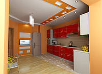 Дизайн-проект кухни, Кухня 31