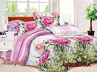 Полуторный набор постельного белья 150*220 из Полиэстера №859505 KRISPOL™