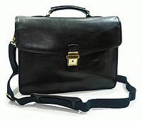 Портфель Katana K36822-1 кожаный Черный