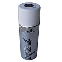 Краска аэрозольная для пластика (бамперов) структурная черная NewTon 400мл