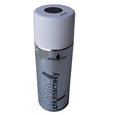 Краска аэрозольная для пластика (бампера) структурная черная New Ton 400мл