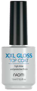 Верхнее покрытие Naomi XXL GLOSS TOP COAT
