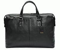 Портфель Blamont Bn025A кожаный Черный