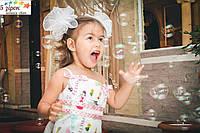 Аренда генератора мыльных пузырей