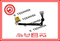 Разъем питания PJ100 Lenovo 100-15, 100-15ibd, 100-15iby с кабелем